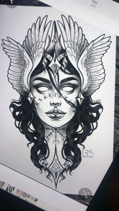Warrior Tattoos, Badass Tattoos, Viking Tattoos, Sketch Tattoo Design, Tattoo Sketches, Tattoo Drawings, Tattoo Designs, Torso Tattoos, Sleeve Tattoos