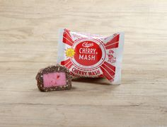 Cherry Mash - made in St. Joseph, Missouri