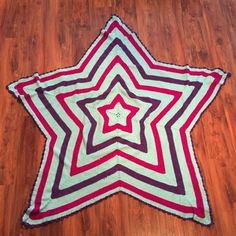 Star Blanket for Grace