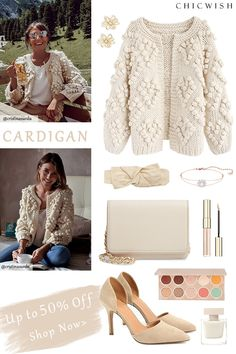 Trendy Outfits, Winter Outfits, Cute Outfits, Fashion Outfits, Womens Fashion, Winter Stil, Mommy Style, Ivoire, Fall Wardrobe
