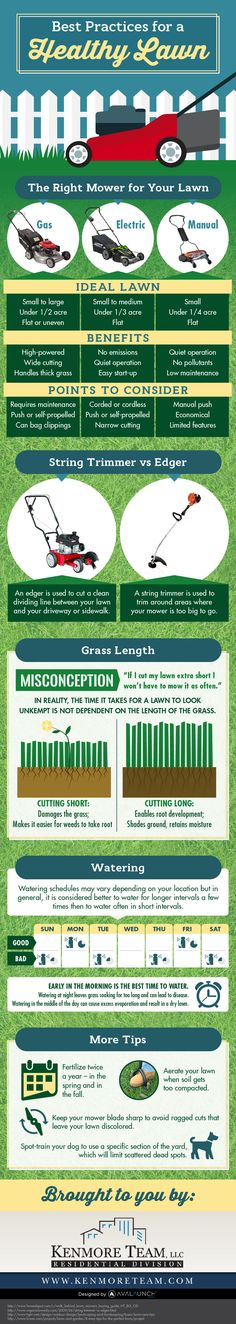 Best Practices for a Healthy Lawn