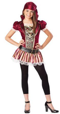 Swashbuckling Sass Girl's Pirate Costume InCharacter http://www.amazon.com/dp/B00RESD7BA/ref=cm_sw_r_pi_dp_34gewb00H3SD0