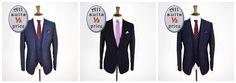 Top quality suit brands are now ALL HALF PRICE!! Starting at €139, sure ya couldn't beat it!! And FREE ALTERATIONS to top it all off! EJ Menswear - The Suit Specialists