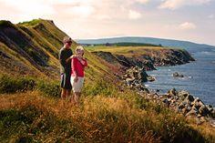 Cabot Trail, Cape Breton, Nova Scotia, Coast, Seasons, Adventure, Mountains, Sunset, Places