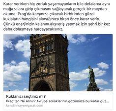 Prag'dan ne alınır?