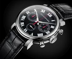 Chopard L.U.C 1963 Chronograph: une montre de puriste