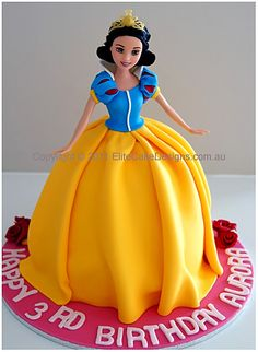 Snow White Cake Ideas