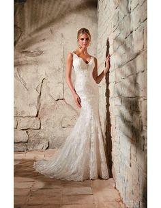 mori-lee-2708-wedding-dress-scalloped-v-neckline-semi-open-lace-back-fit-and-flare-silhouette