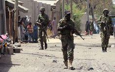 नाइजर और चाड के सैनिकों ने बोकोहराम के कब्जे से एक नाइजीरियाई शहर को मुक्त करा