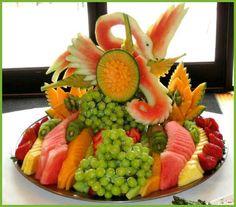 Mukimono fruits