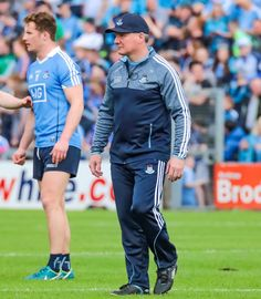 Jim Gavin will leave the decision to Dublin Captain Stephen Cluxton on his availability for this Sunday's Leinster final against Laois. Men's Football, Sport Quotes, Dublin, Finals, Sports, Collection, Hs Sports, Sport, Final Exams