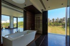 Bañera para relajarte