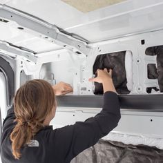 I never thought of insulating a camper with fiberglass. There's a lot of great insulation options available when it comes to Ford Transit Conversion, Cargo Trailer Conversion, Camper Van Conversion Diy, Build A Camper, Diy Camper, Camper Life, Rv Life, Van Insulation, Insulation Types
