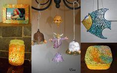 Волшебная яичная скорлупа и что можно из нее сделать - Декор