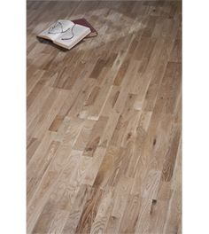 Can't get better than the real deal. Solid Wood Flooring from #floormaker