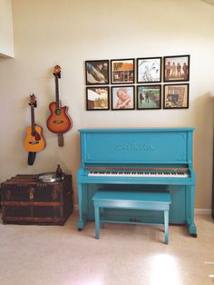Piano color