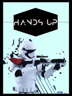 Stormtrooper - Hands up
