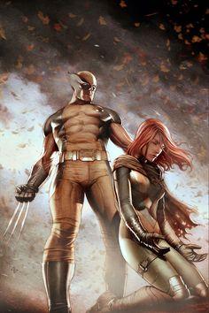 Wolverine, Jean Grey