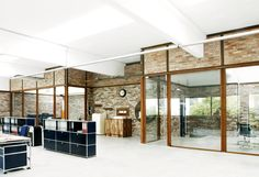 Office With Industrial Style