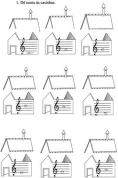 Nombra las notas Music Education Lessons, Music Lessons For Kids, Music For Kids, Piano Lessons, Music Theory Worksheets, Music School, Piano Teaching, Music Activities, Elementary Music