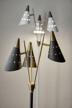 "Wilkerson 66"" Tree Floor Lamp"