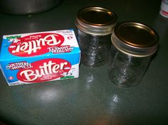 Pressure Canning Butter - so easy and useful!