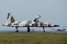 Northrup F-5E Tiger II