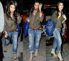 kourtney kardashian style | ... can't help to oozing and in love with how Kourtney fashion style is