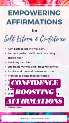 Positive Affirmations Quotes, Self Love Affirmations, Affirmation Quotes, Daily Journal Prompts, Think Positive Quotes, Self Care Bullet Journal, Confidence Boosters, Empowering Quotes, Self Improvement Tips