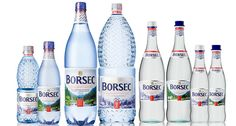 Newparts Info: Borsec, cel mai puternic brand romanesc ! Vodka Bottle, Water Bottle, Drinks, Drinking, Beverages, Water Bottles, Drink, Beverage