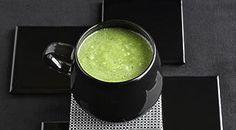 Zuppe fredde: gazpacho verde