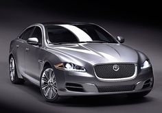 Jaguar...classy car. I like the sportiness of the new models