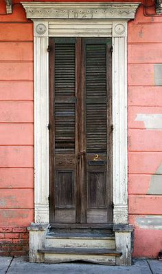 New Orleans Door #1