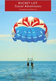 Parasailing over Marco Island, Florida