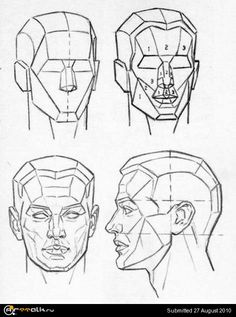 фигура человека рисунок, построение - Поиск в Google