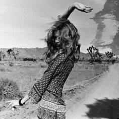 Femme Fatal  Desert hippy