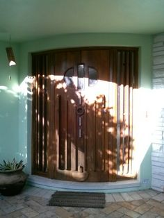 Convex Art Deco door exterior designed and made by Donzine! Art Deco Door, Exterior Design, Cool Designs, Design Ideas, House Design, Doors, Nice, Inspiration, Home Decor