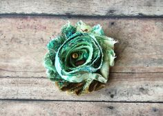 Ombre in Mint by Kelly Walston on Etsy