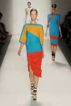 Gorgeous bright and bold dress (Prabal Gurung 2010)