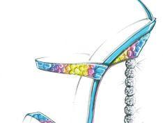 [PHOTOS] Resort '16: Footwear Designers Shoe Sketches | Footwear News