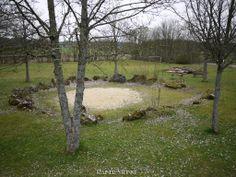 Steinkreis und Grabhügelfeld bei Hohenpölz (Fränkische Schweiz)
