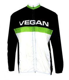 Team Vegan Vegan Wind Jacket