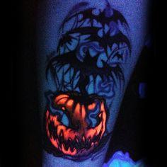 60 Pumpkin Tattoos For Men