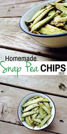 to Make Homemade Snap Pea Chips (Oven or Dehydrator) How to make homemade snap pea chips. Easy in oven or dehydrator! Saves money and is delicious!How to make homemade snap pea chips. Easy in oven or dehydrator! Saves money and is delicious! Healthy Snacks, Healthy Eating, Healthy Recipes, Veggie Snacks, Healthy Chips, Savory Snacks, Snap Peas Chips, Smoothies Vegan, Snack To Go