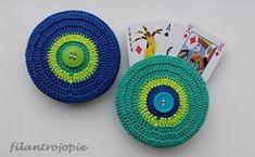 filantroJopie: kaartenhouder Hanukkah, Crochet, Cas, Slim, Tricot, Other, Ganchillo, Crocheting, Knits