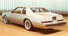 Chrysler LaScala 1980 1/2