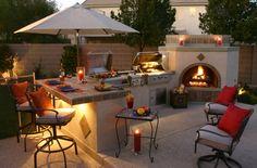 barbecue area - Buscar con Google
