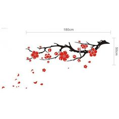 Image detail for -Japanese Cherry Blossom Branch Art | Hawaii Dermatology