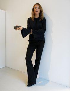 Caroline Sandström  » LOOK OF TODAY
