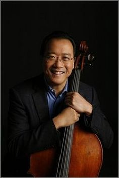 Yo-Yo Ma-Considered to be one of the best cellists in the world. He has made over 50 albums.